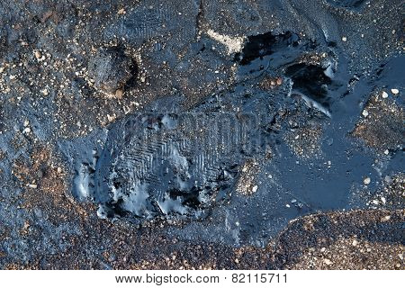 Crude Oil Contamination