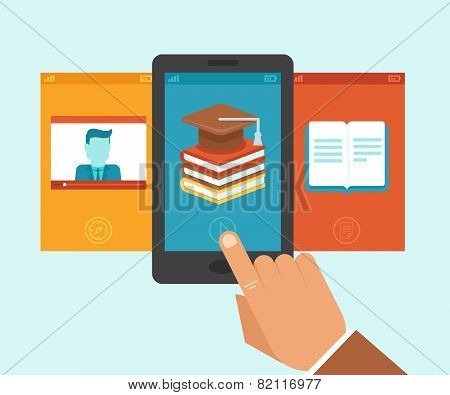 Vector E-learning App