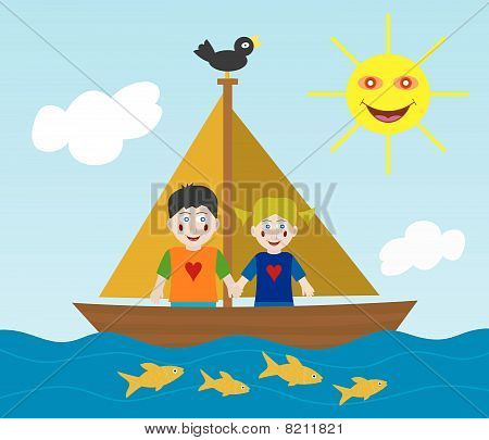 Kids Sailing Adventure