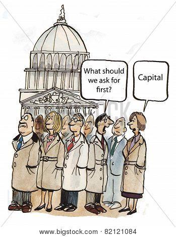 Lobbying Capital
