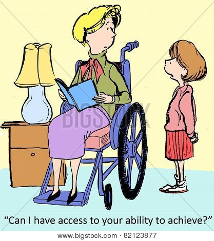 Access To Ability