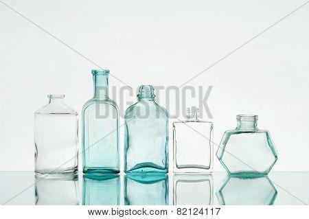 Old vials