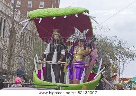Asheville Mardi Gras Ing And Queen
