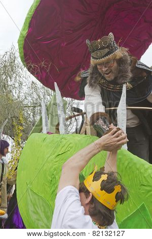Mardi Gras Kings Of Misrule