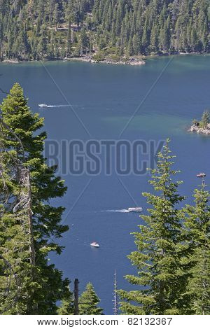 Lake Tahoe Pleasure Boating