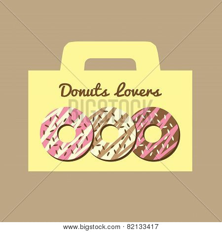 Donuts Lovers Box.