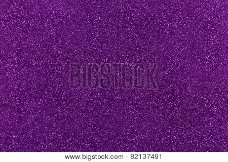 Purple-pink Glitter Shines Background