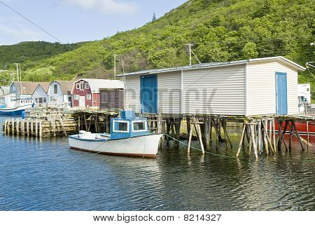 Petty Harbour Fishing Village