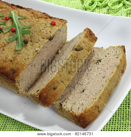 Meat Pate.