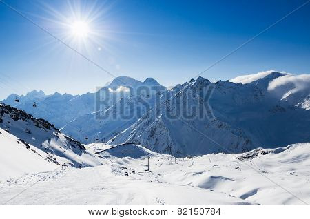 Ski Resort Elbrus