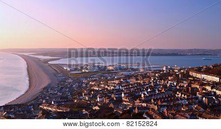 Chesil Beach View Dorset