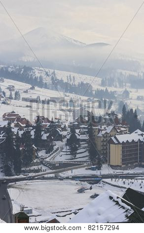 Ski Resort Bukovel