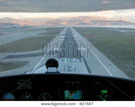flying pilot