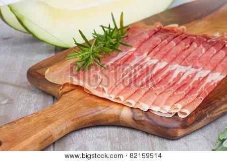 platter of ham