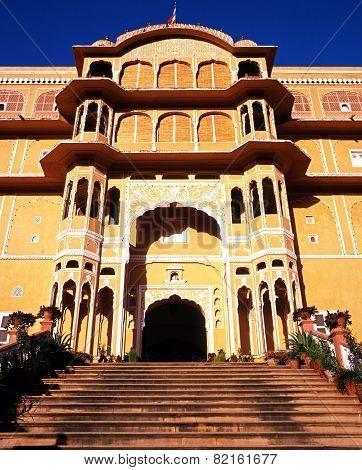 Samode Palace, India.