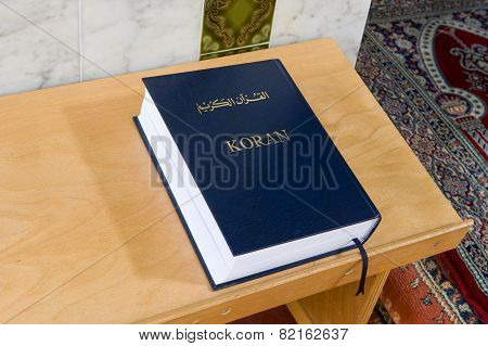 Koran In Mosque