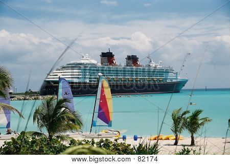 Ship At Beach