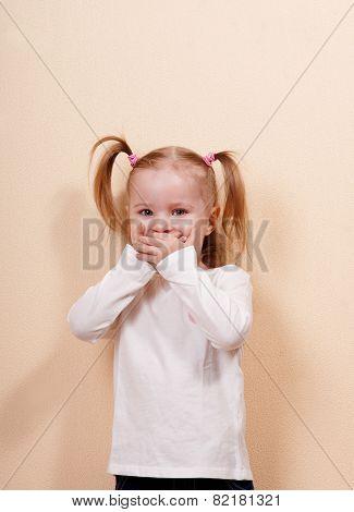 Bashful Girl