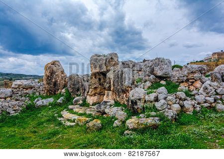 Ta Hagrat, Malta