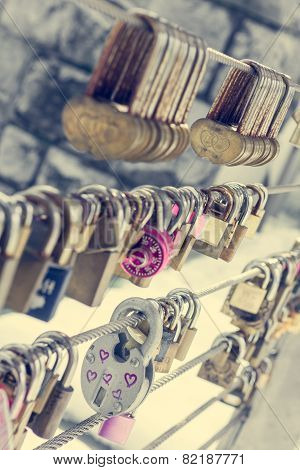 Love Lock Chain