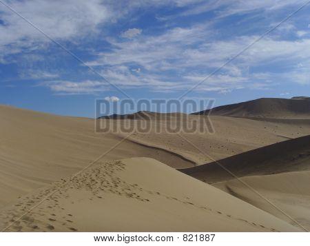 Chinese desert