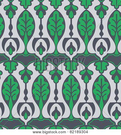 Victorian Floral Pattern