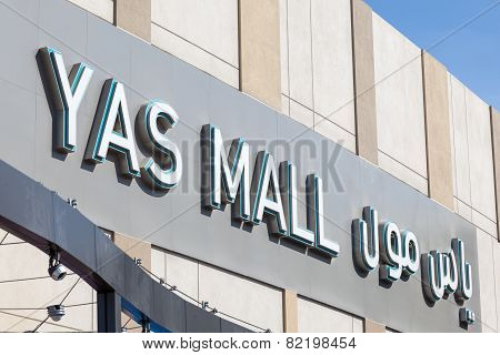 Yas Mall In Abu Dhabi