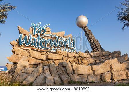 Yas Waterworld Park, Abu Dhabi