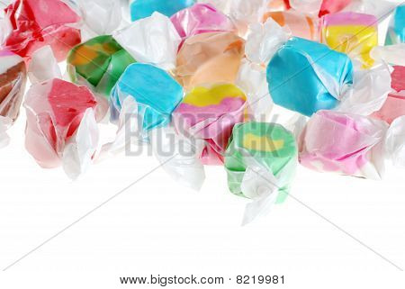 isolated salt water taffy