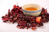 picture of single flower  - Aromatic tea - JPG