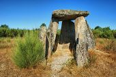 pic of megaliths  - Ancient pre - JPG