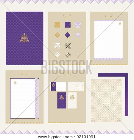 Castle Brand-book Template
