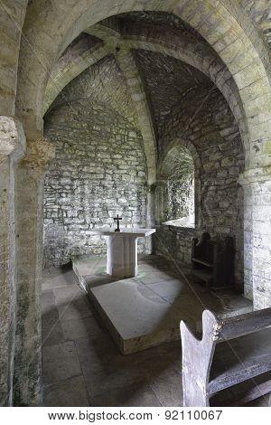 St. Aldhelm's Chapel