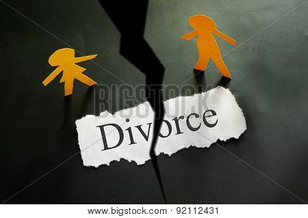 Divorce Couple