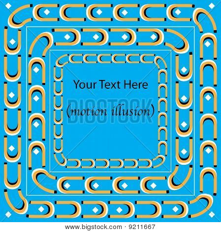 U-Turns  (motion illusion)