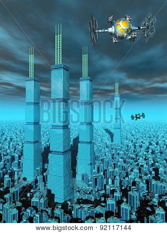 Extraterrestrial Civilization