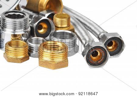 Plumbing fitting and hosepipe