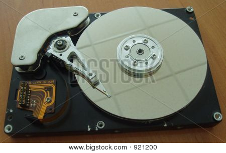 Hdd Without Cover