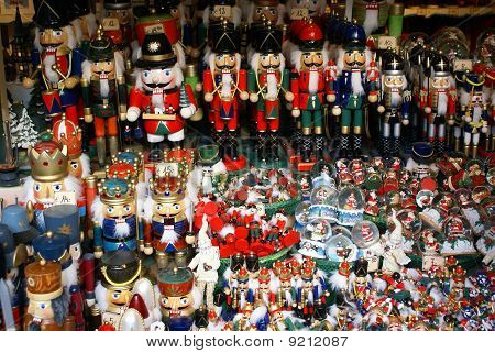 Army of Nutcrackers