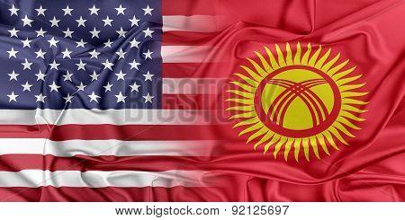 USA and Kyrgyzstan