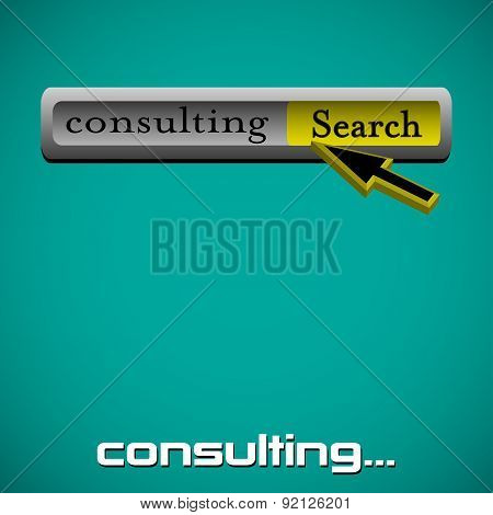 Consulting search bar