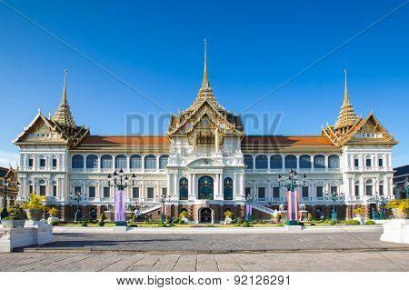 Thail Royal Grand palace in Bangkok