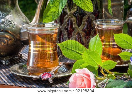 Arabian Mint Tea