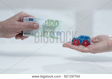 Paying For Car Repair