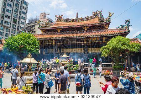 Longshan Temple, Taiwan