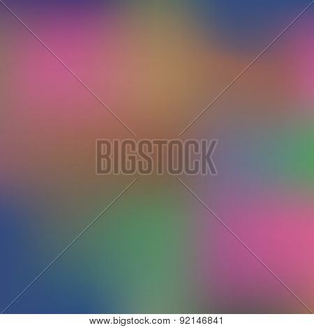 Colorful Blur Background