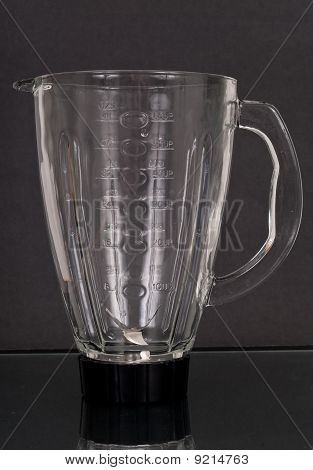 Large Six Cup Glass Blender