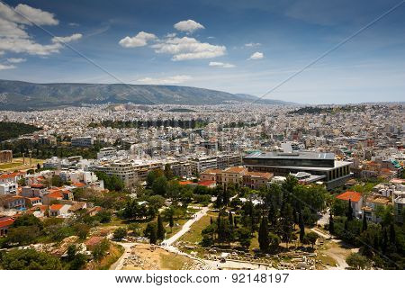 Acropolis museum.