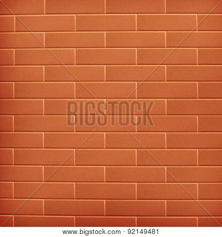 background of a modern brick