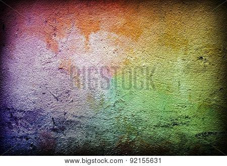 graffiti paint wall